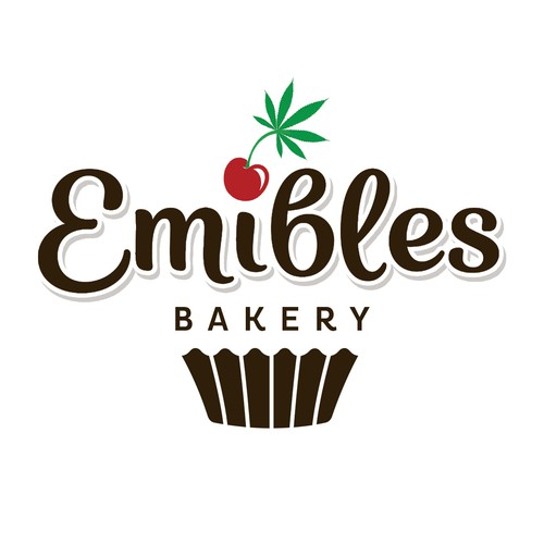 Logo for cannabis-infused desserts