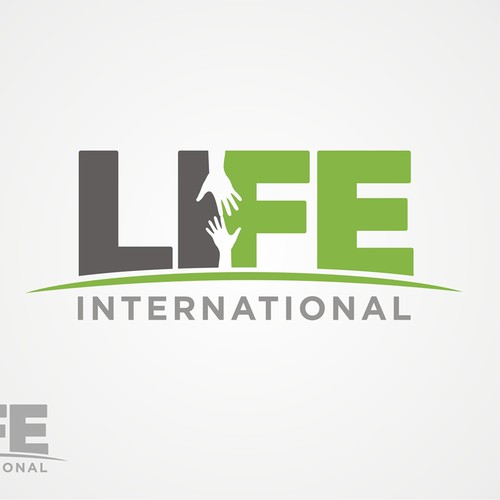 LIFE International needs a new logo