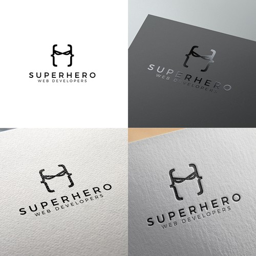Logo for a Web Development Company