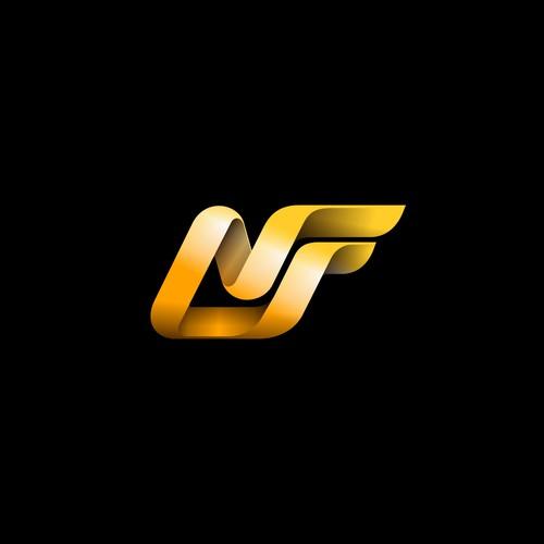 NF Initial logo