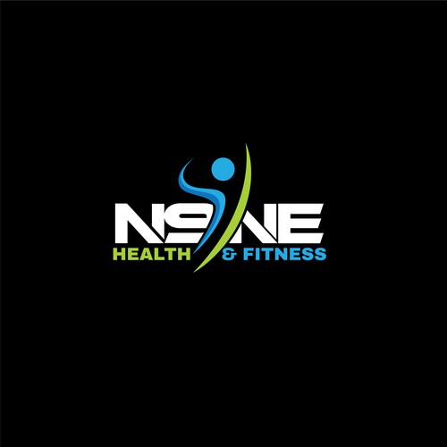 Logo design for a health and fitness center