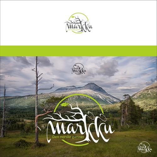 logo concept for MARKKU