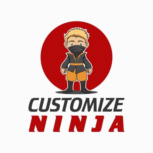 Bold concept for Ninja