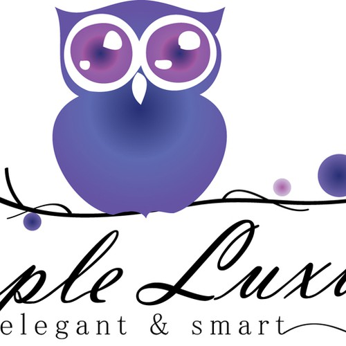 Purple Luxury needs a new logo
