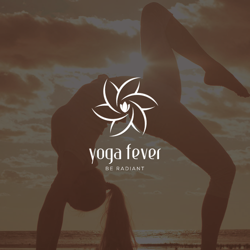 Logo for Yoga Fever