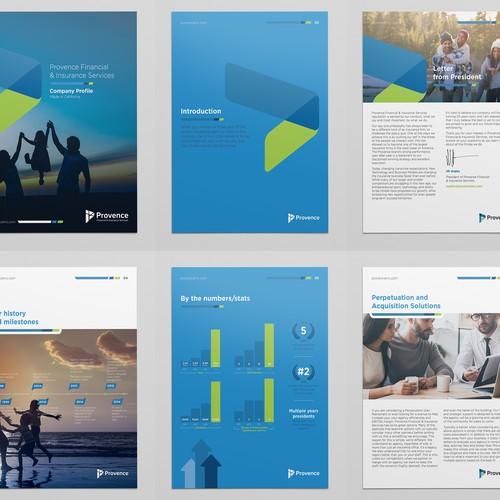 Insurance e-brochure