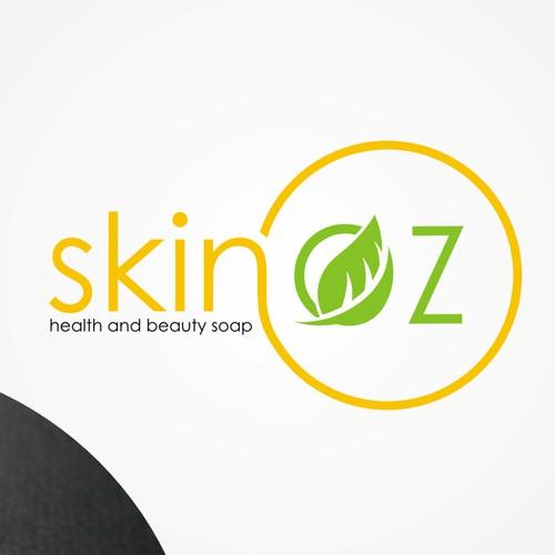 logo concept for skinOZ
