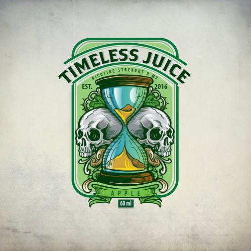 Timeless juice  logo