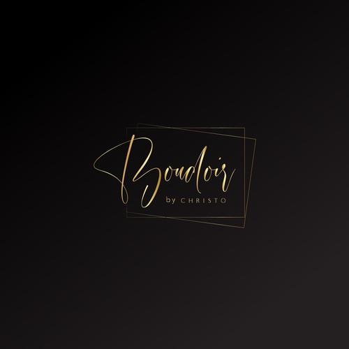 Logo for a Boudoir Photographer