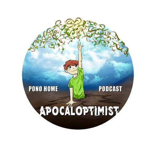 apocaloptimist desing