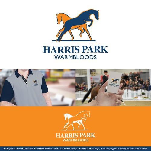 Professional Logo Design for Sport Horse Breeding Co.