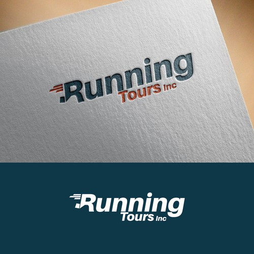 logo for Running Tours Inc