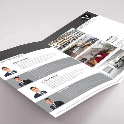Folder for real estate investors