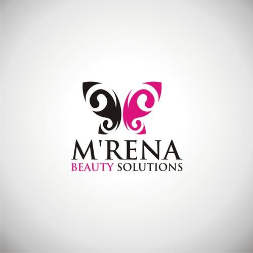 Create a beautiful inspiring logo for a innovative beauty company