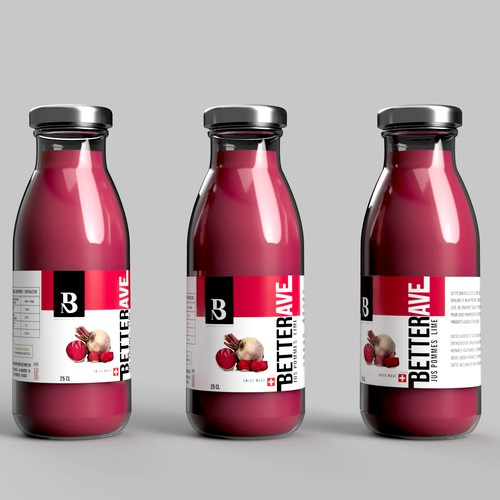 Juice for swiss company- entry