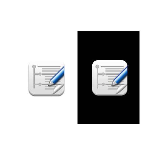 Icon for UX Write