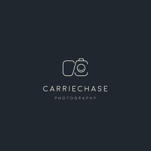 Logo For CarrieChase Photography