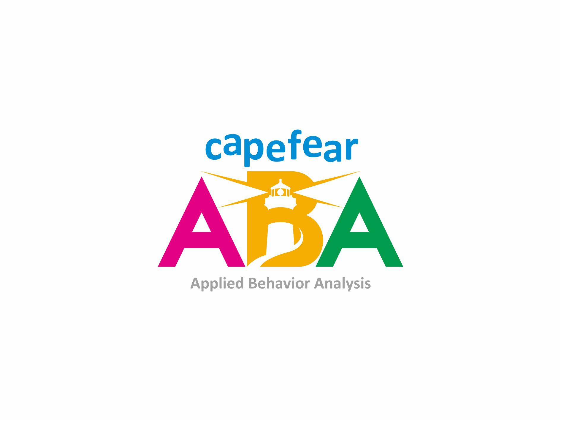 Create a bright, inviting and expressive illustration for Cape Fear ABA