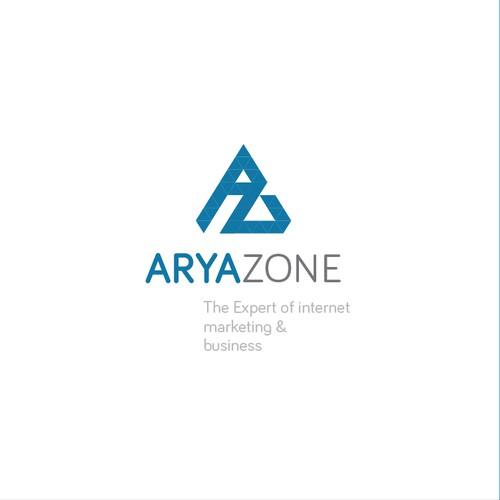 AryaZone logo