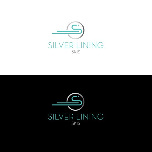 Logo idea for skiing retail company