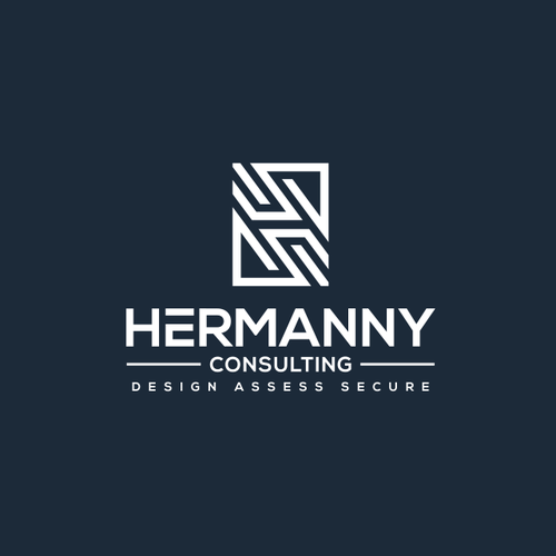 logo design for Hermanny Consulting