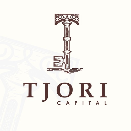 "Classic logo design for ""Tjori Capital"""