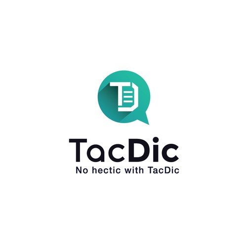 Modern monogram for TacDic