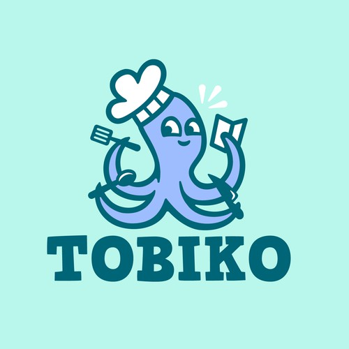 Tobiko the octopus
