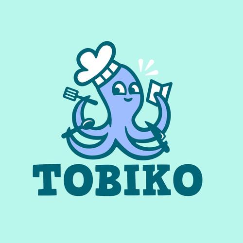 Tobiko the octopus