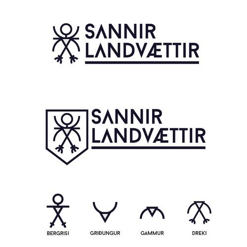 Icelandic Gaurdians Logo