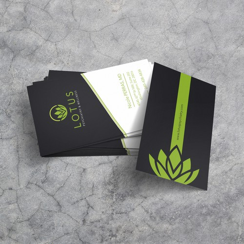 LOTUS bussines card
