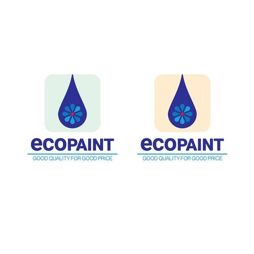Logo for Ecopaint