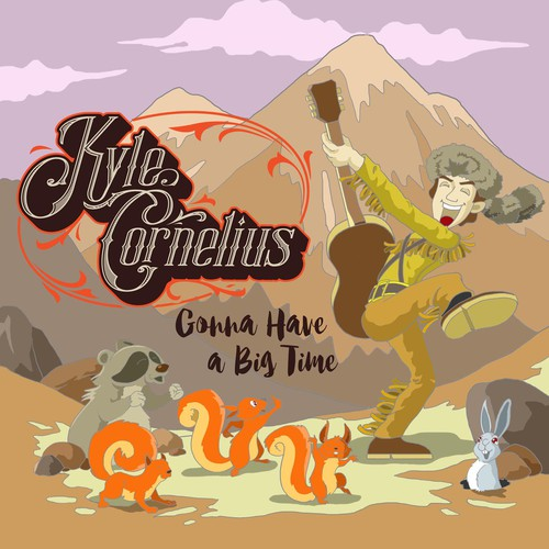 kyle cornelius cover art