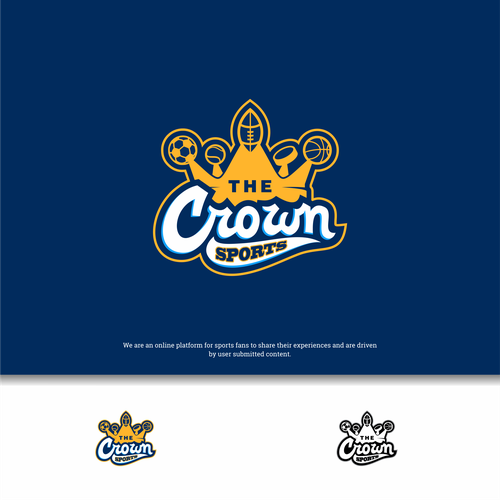 the crown sport