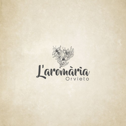logo for l'aromaria