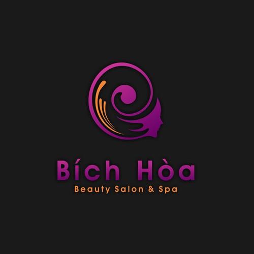 Logo design for a Spa company
