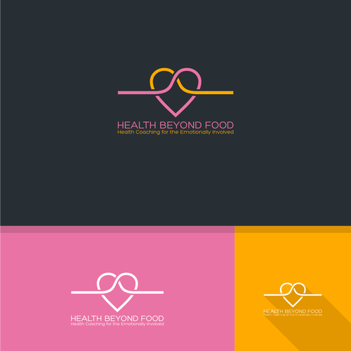 Create a brand new logo for a start-up health coaching business - Health Beyond Food