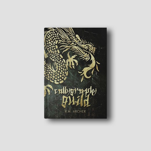 Asian Fantasy Book