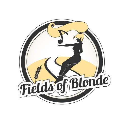 Fields of Blonde seeks Logo to Match