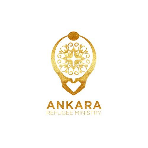 Logo design For Ankara Refugee Ministry