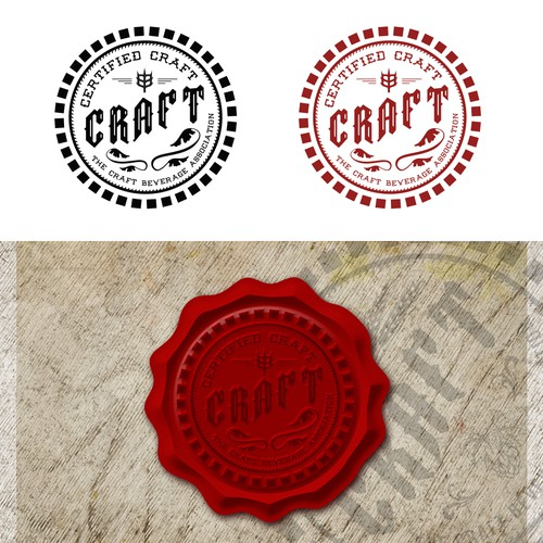 Craft Beverage Logo