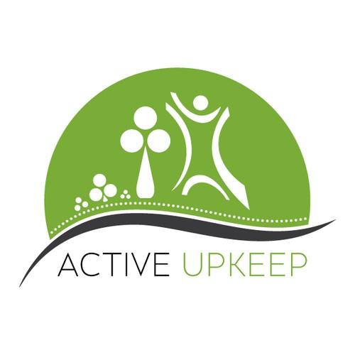 Active Upkeep needs a new logo
