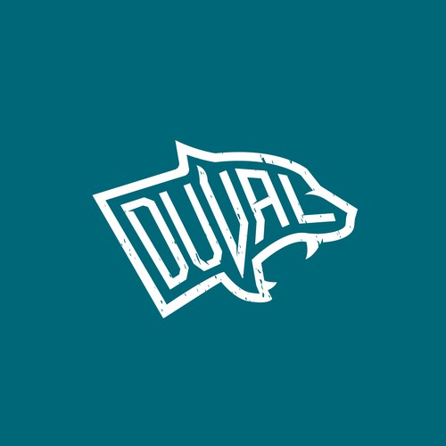 Edgy and  Bold Logo for Duval