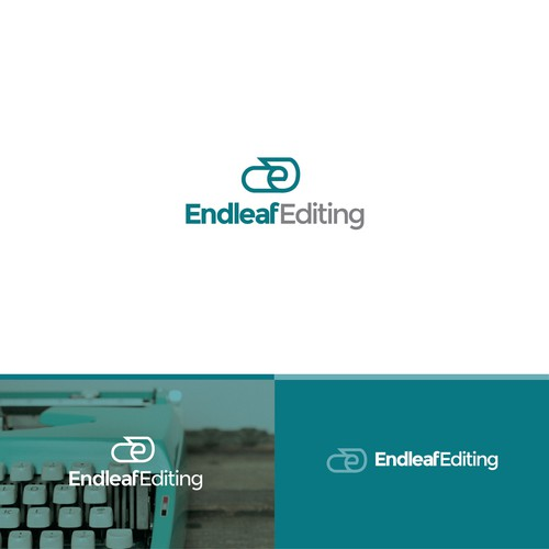 Logo Concept for Endleaf Editing