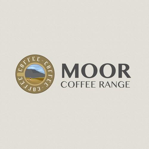 Retro Logo Concept for Coffee Brand