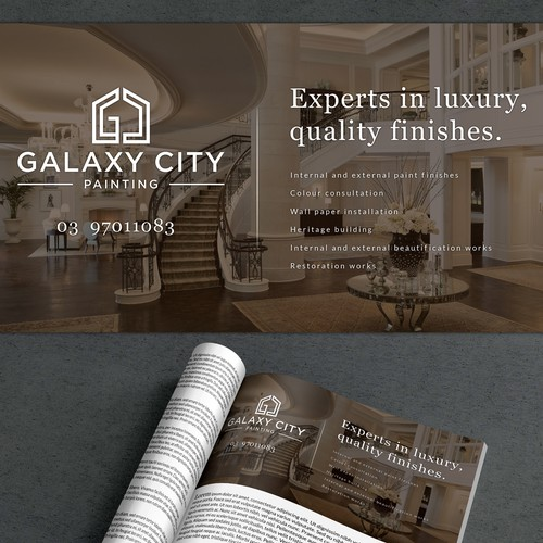 Galaxy City Magazine Ad