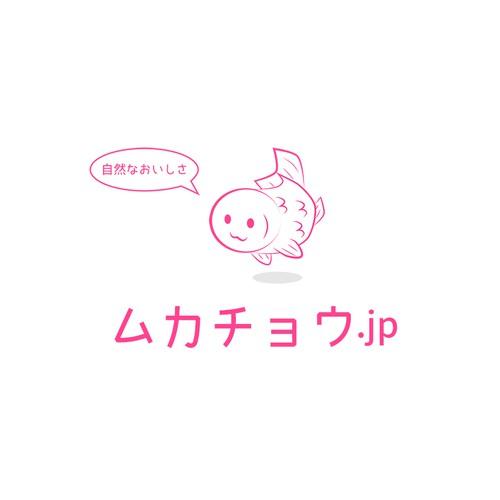 Logo design for Mukacho.jp