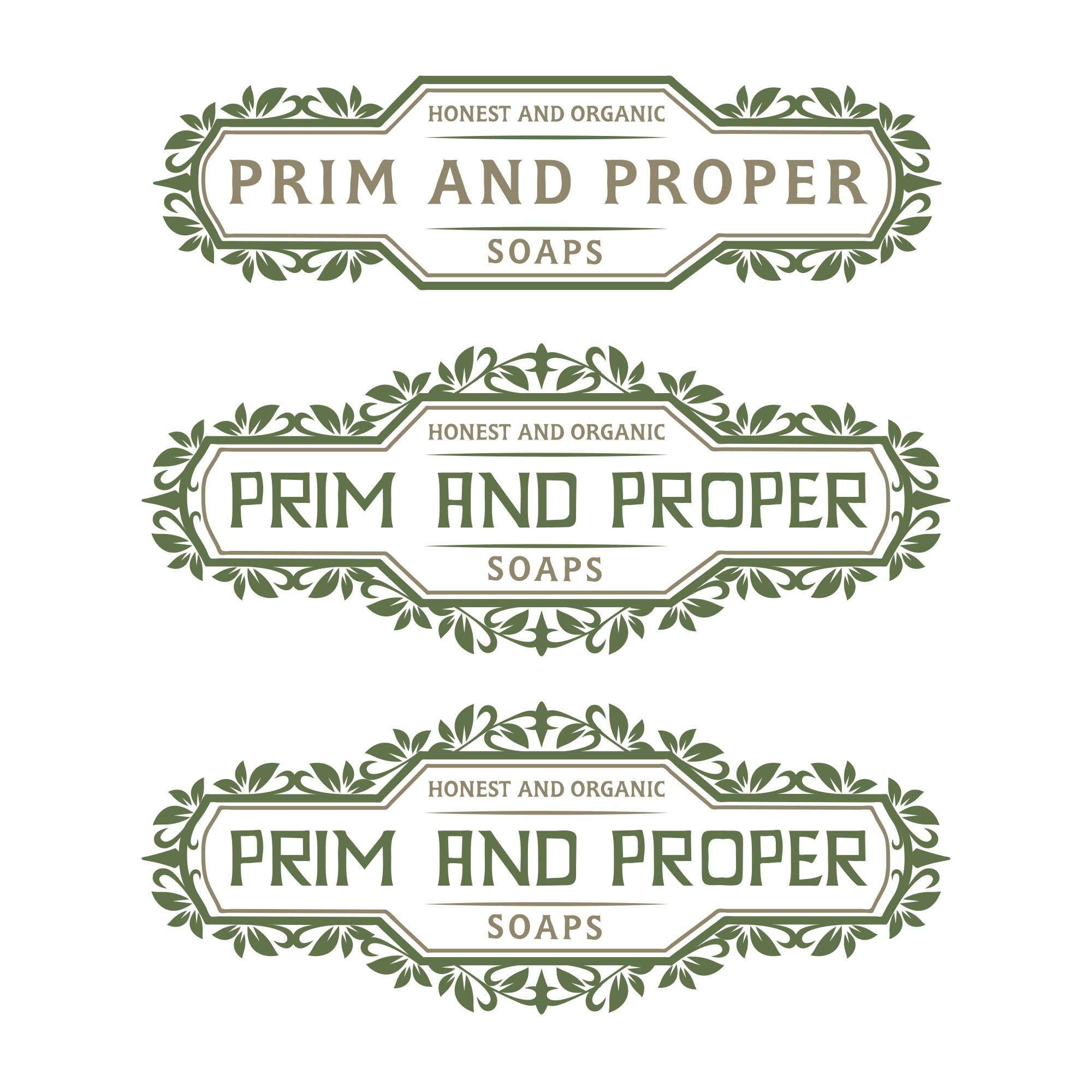 Prim and Proper Organic Soaps