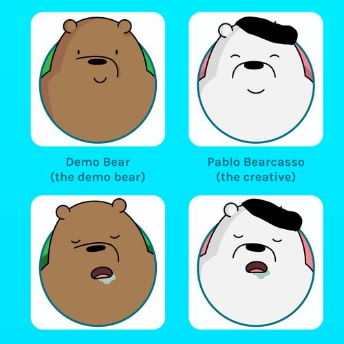 Wokeout bear