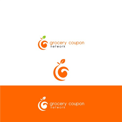 Thin logo for grocery coupon network